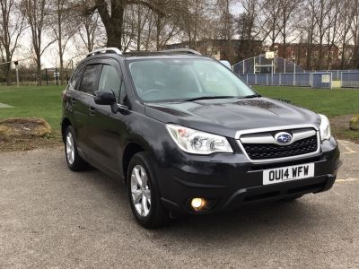 Subaru Forester 2.0 XE Hatchback Petrol Grey at Adams Brothers Subaru Aylesbury
